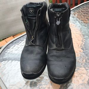 Ariat size 3 insulated riding boots